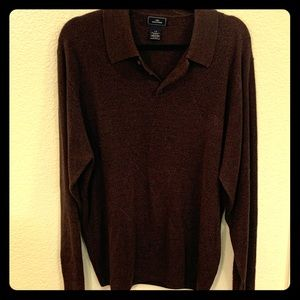 Dockers Dark Brown Sweater